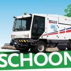 Straatveegmachine Dulevo 5000 Zero Emissions – Groengas