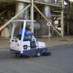 Veegmachine Dulevo 1100