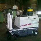 Veegmachine Dulevo 75